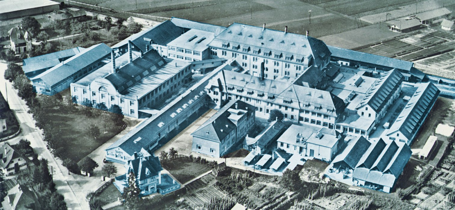 Area of the Langenthal Manufacture © Porziverein